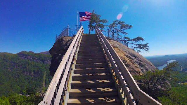 Chimney Rock - Carolina do Norte