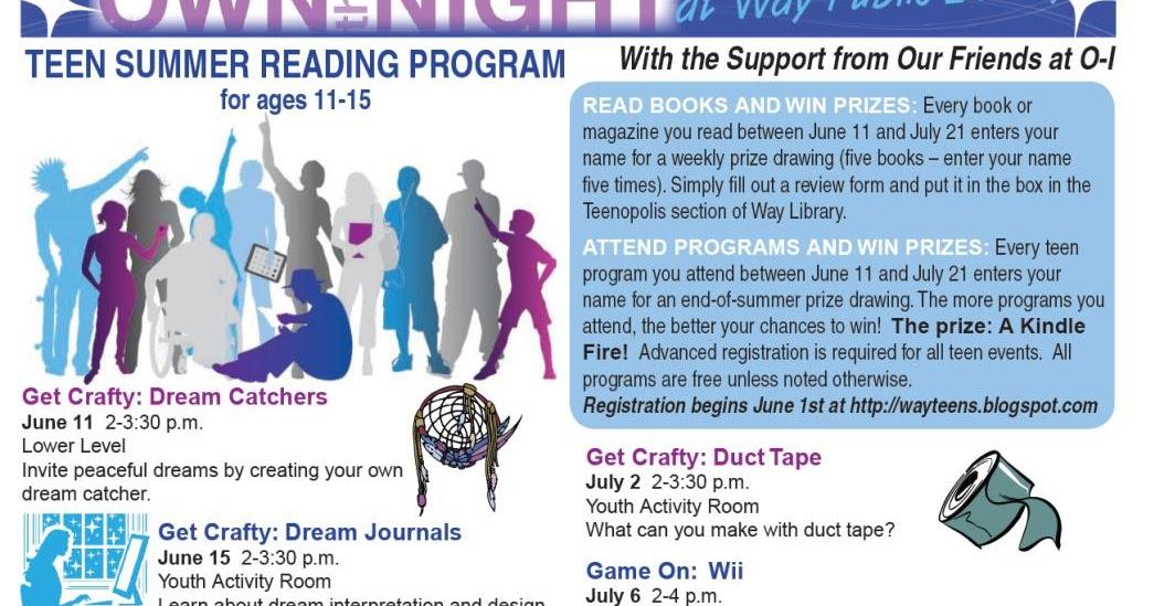 Programs Information Teen Rescue 108