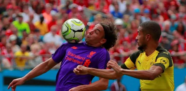 Highlights Liverpool vs Borussia Dortmund (1-3)