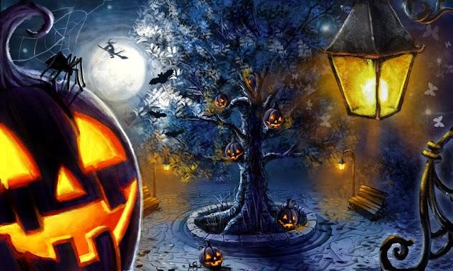 Ritual para Halloween para tener buena suerte