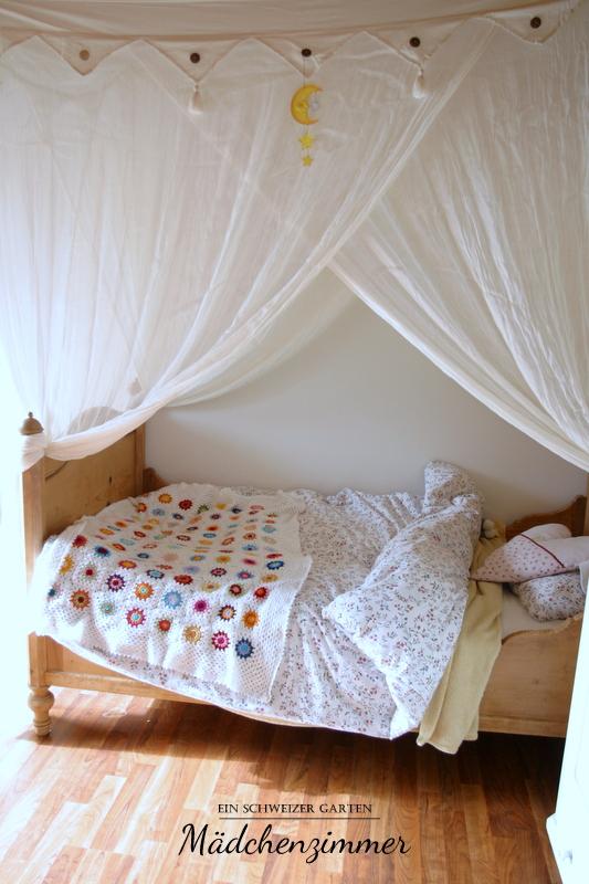 Ein Schweizer Garten: Girls Room Teil 2