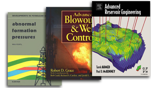The Best Drilling Books For Drilling Engineer