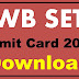 WB SET Admit Card 2017 Download WEST Bengal Call Letter Download