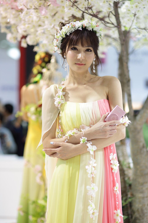 xxx nude girls: Jang Jung Eun - Outdoor