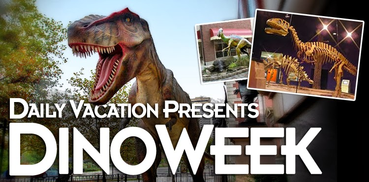 Daily Vacationer Daily Vacationer S Dino Week