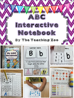 https://www.teacherspayteachers.com/Product/ABC-Interactive-Alphabet-Notebook-A-to-Z-1470222