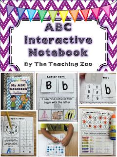 https://www.teacherspayteachers.com/Product/ABC-Interactive-Alphabet-Notebook-A-to-Z-1470222