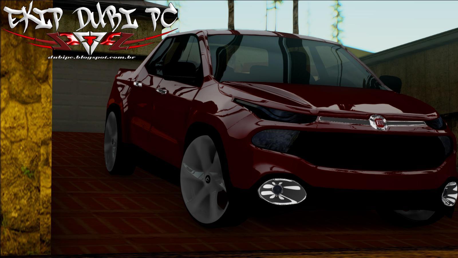 Fiat toro 12 cara preta by rnr 3d ekip dubi pc autor flash 3d dhioshy ds3d juan eloy altavistaventures Images
