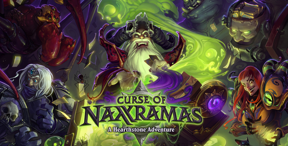 Blizzard Hearthstone Heroes of Warcraft Curse of Naxxramas expansion military quarter