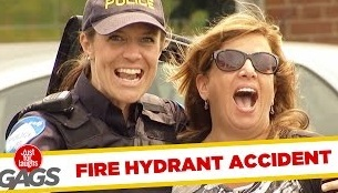 Fire Hydrant Accident – Just For Laughs Gags