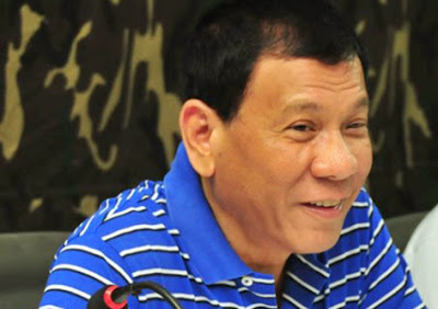 DUTERTE TO MINING COMPANES : THEY NEED TO SHAPE UP