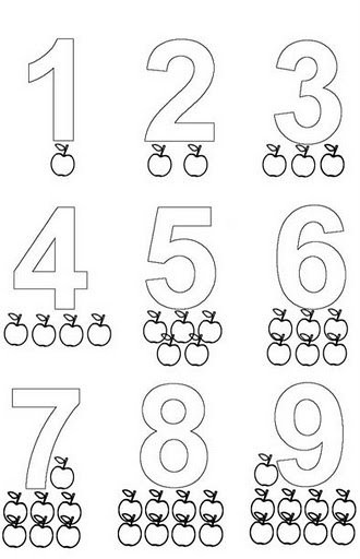 Numerais Atividades Exercicios Para Imprimir Portal Escola