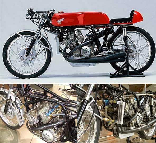 honda rc149  1966   motor sangar dengan power mengerikan