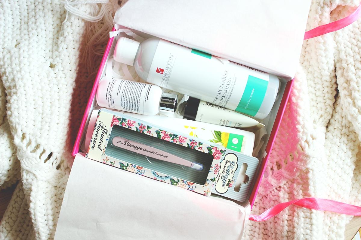 so pretty liferia pudełko marzec 2017 zawartość