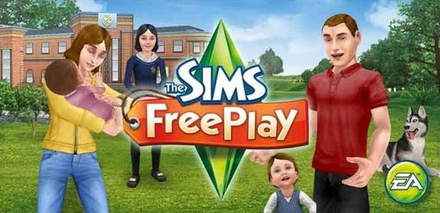 Download Game The Sims Untuk android iphone ios