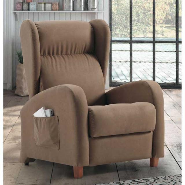 Arte h bitat tu tienda de muebles sill n relax lara de for Muebles lara catalogo