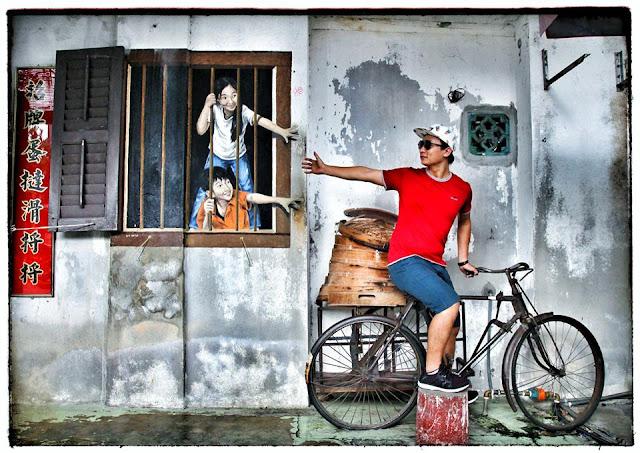 KINH NGHIỆM ĐI PENANG MALAYSIA