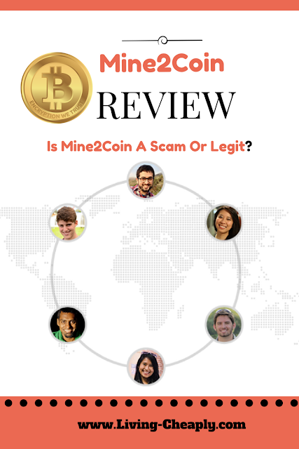 Mine2Coin Review - Is Mine2Coin.com A Scam or Legit?