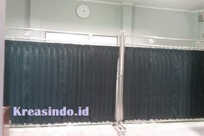 Repeat Order Hijab Masjid yang ke dua Bu Irma untuk Masjid Nur Al Ikhlas Coblong Bandung