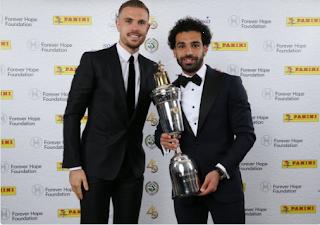 محمد صلاح، جوائز