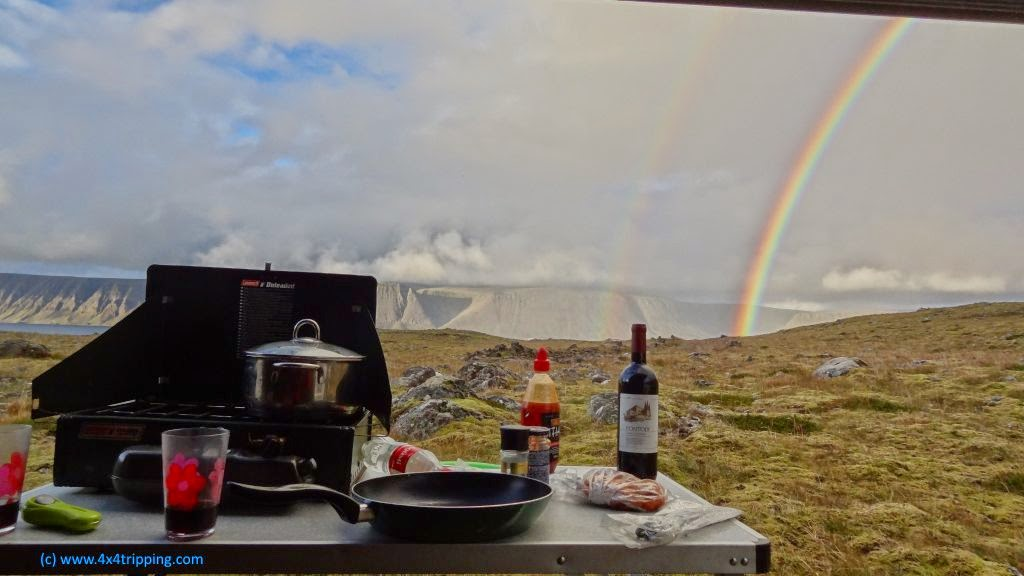 Kochen auf Weltreisen, Overlanding oder beim Campen / Camping