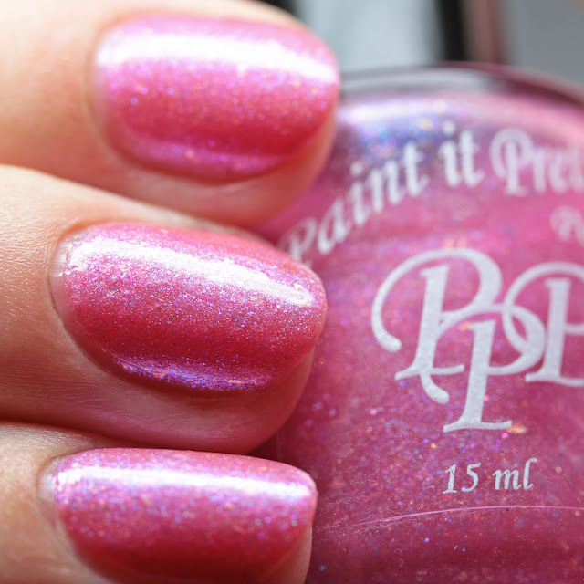 Paint It Pretty Polish Grow Old with Me