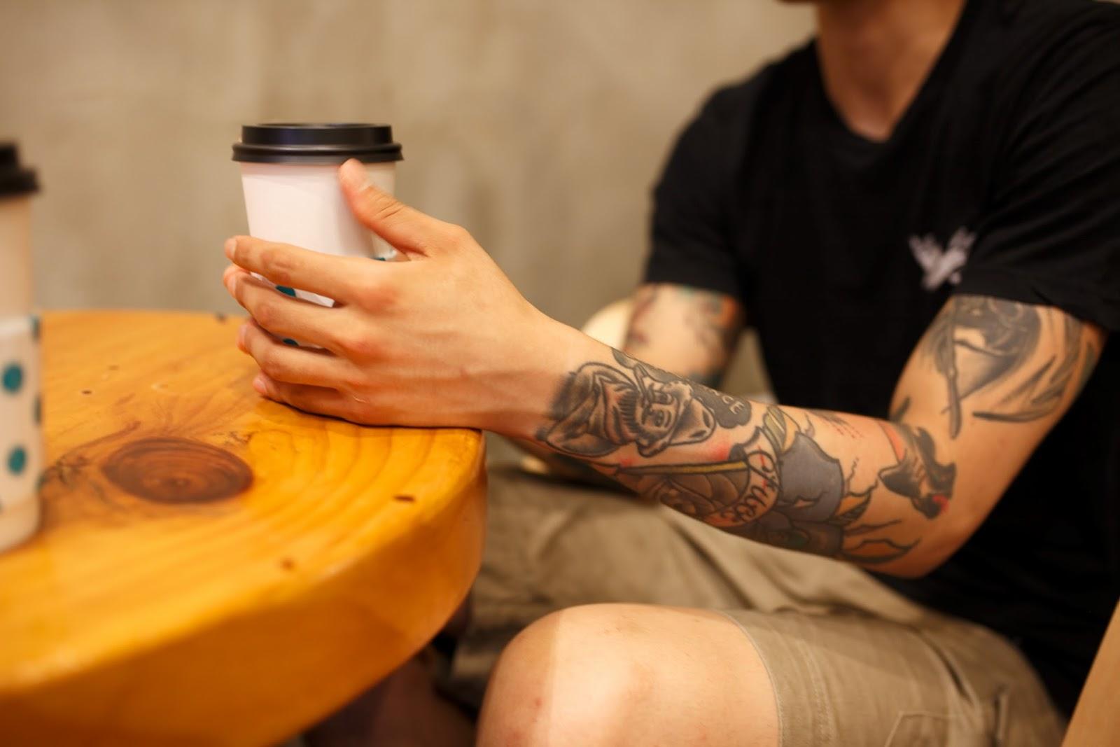 Tatuaże W Korei