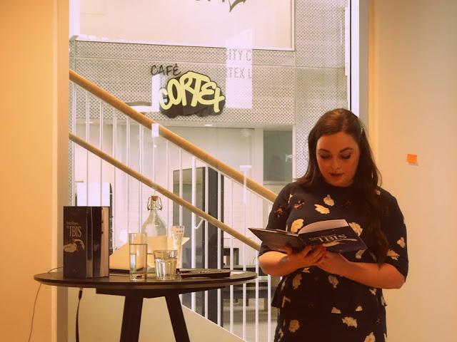 Sophie Heiberg Fortællingen om Ibis Forlaget Forår