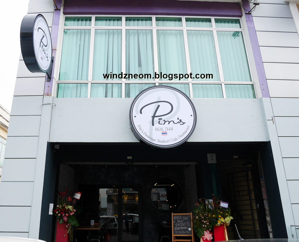 REVIEW] I DID A SIN IN PIM\'S THAI FOOD RESTAURANT