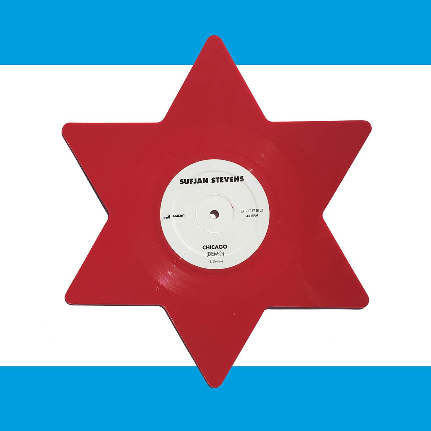 Sufjan Stevens - Chicago (Demo) - Single Cover