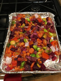 meatless monday roasted winter vegetable hash