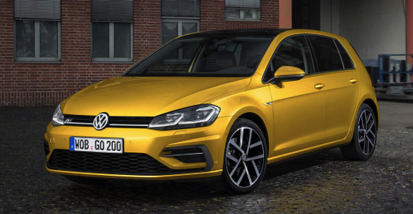 2018 Volkswagen Golf Variant Review Design Release Date Price And Specs