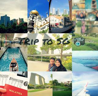 Trip Singapore - Batam part 1 ☆