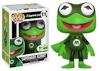 Pop! Muppets: Superhero Kermit