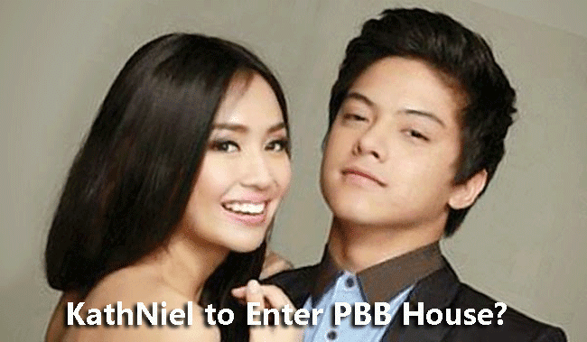 KathNiel to Enter PBB House?
