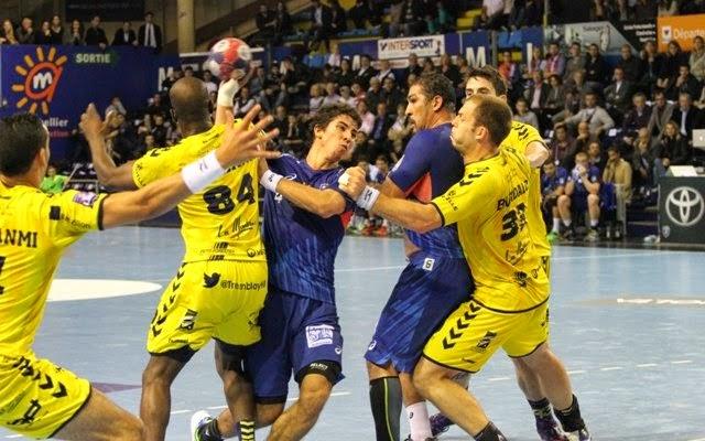 Diego Simonet, lesionado, no juega ante el RN Löwen | Mundo Handball