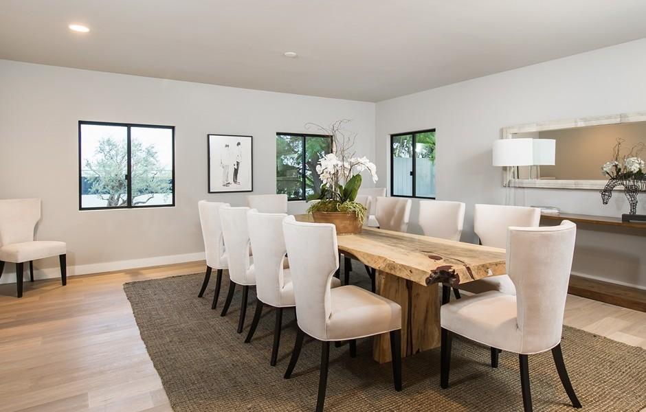 Remodelación de casas minimalistas