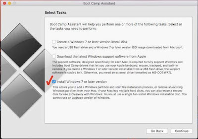 Cara Instal Windows Di Macbook Dengan Bootcamp
