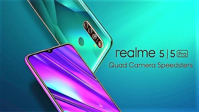 Realme 5 Pro vs Realme 5 full comparison in detail