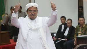 Ditawari Uang Rp 1 Triliun, Begini Jawaban Habib Rizieq