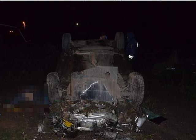 В Башкирии водитель без прав погиб в ДТП