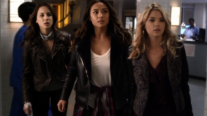 pretty little liars fashion recap, pll style
