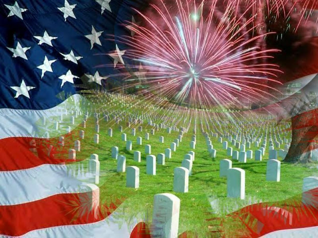 Memorial Day Greeting Cards & Images