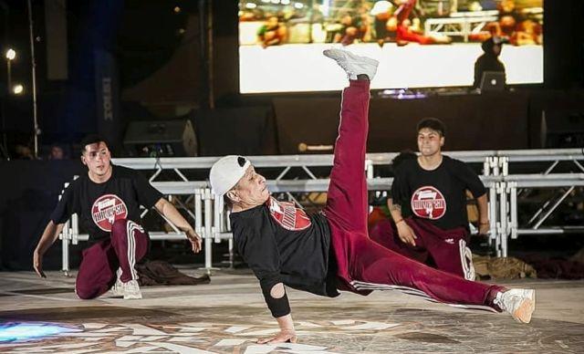 grupo de breakdance sureño que viaja a Francia a representar a Chile