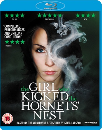 The Girl Who Kicked The Hornets Nest 2009 Dual Audio Hindi 480p BluRay 450MB