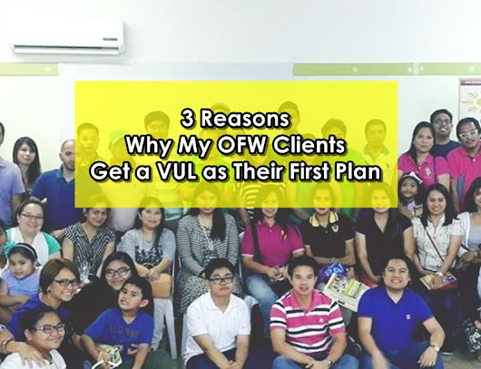 Sun Maxilink Prime: 3 Reasons Why My OFW Clients Get a VUL as Their First Life Insurance + Investment Policy