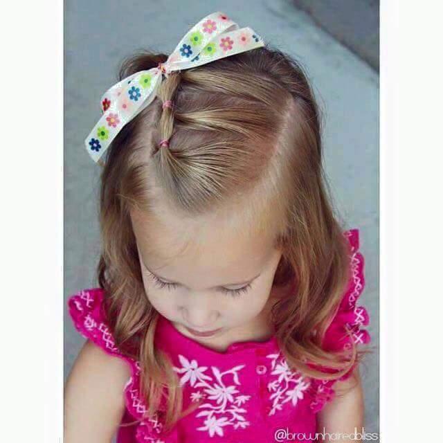 Peinado de Navidad fácil y sofisticado para niñas YouTube - Peinados De Niñas Para Navidad