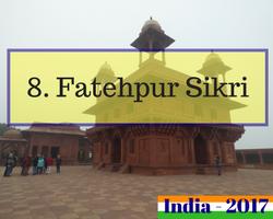 Viaje al norte de India - Fatehpur Sikri