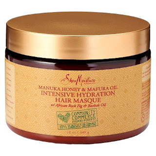 SheaMoisture Manuka Honey & Mafura Oil Hair Masque