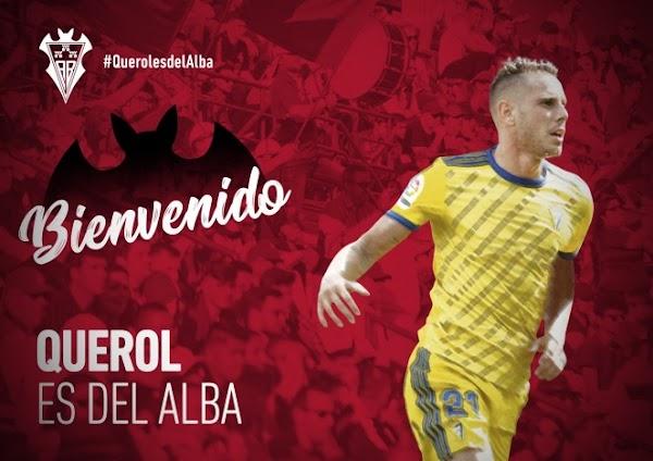 Oficial: Albacete, firma cedido Querol
